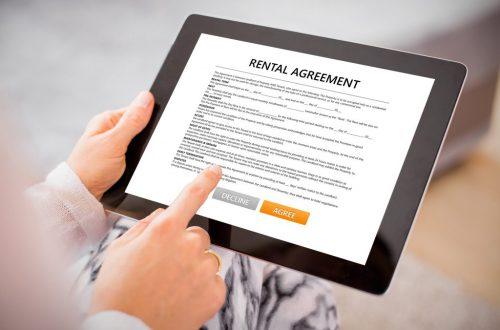 قرارداد آنلاین اجاره